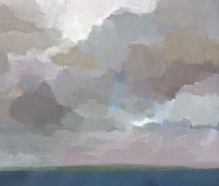 Cuadros modernos pinturas y dibujos paisajes modernos al for Fotos de cuadros abstractos sencillos