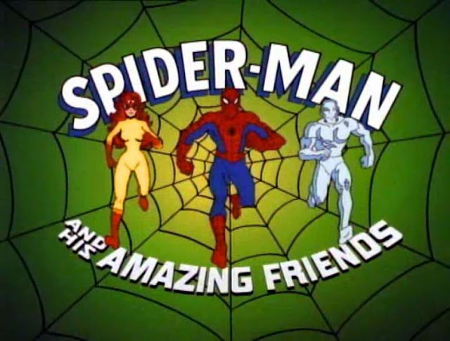 Spiderman & His Amazing Friends