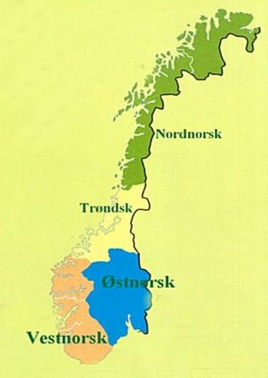 dialekter i norge Måløy