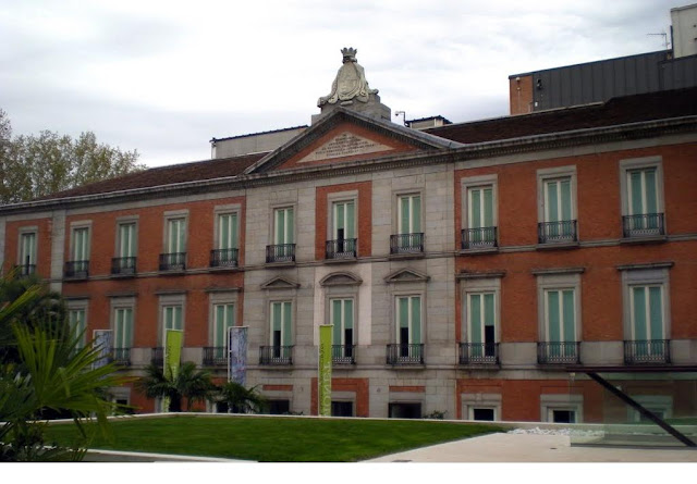 El Palacio de Villahermosa.