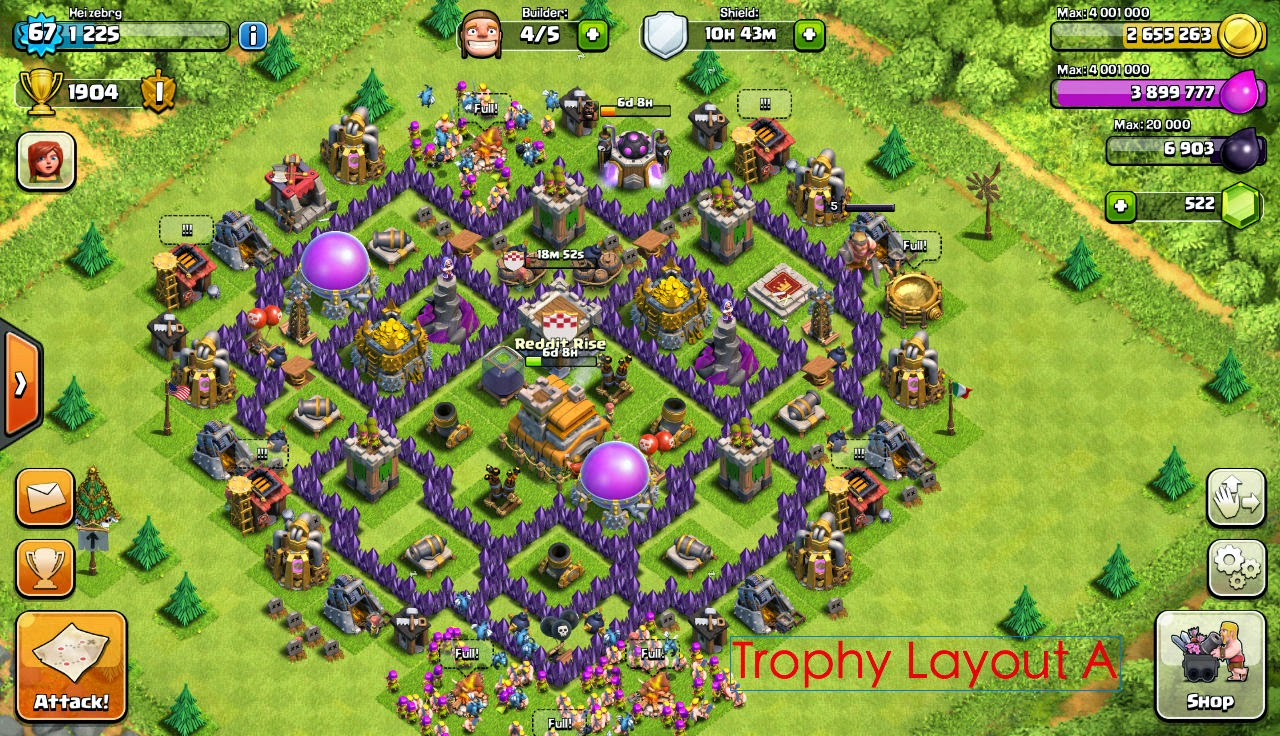 Clash of clans 9 th9 clash of clans car tuning car tuning