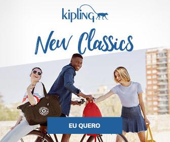 Nova coleção Kipling