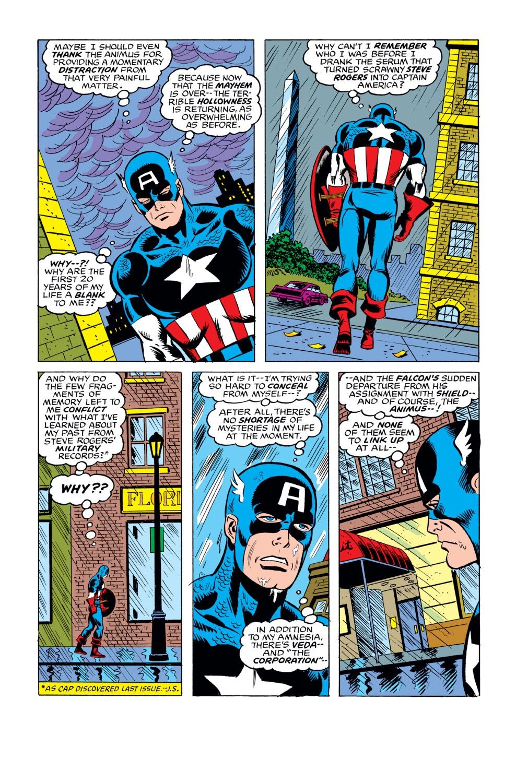 Captain America (1968) Issue #223 #137 - English 7