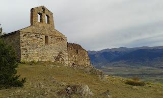 Turó de Bell-lloc Ermita de Santa Maria de Belloc (El repte dels 100 cims)