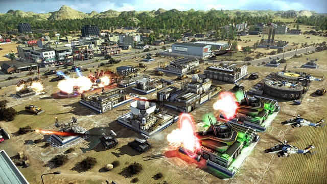 Act of Aggression PC Game Español