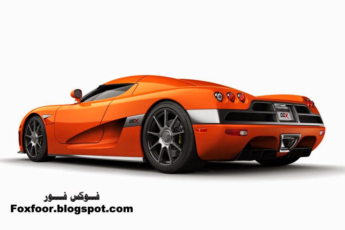 كوينيجسيج CCX Koenigsegg CCX