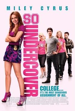 Nữ Đặc Vụ Xinh Đẹp - So Undercover (2012) Poster