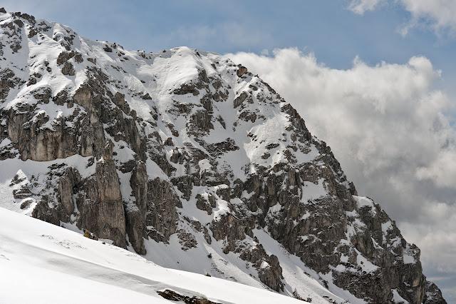 Serra di Celano, la vetta ovest