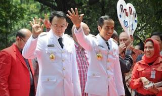 JOKOWI dan Wakilnya resmi dilantik