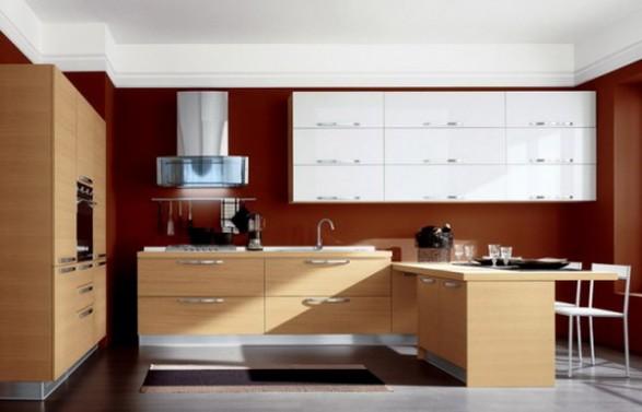 Dise o de cocinas modernas por veneta cucine - Diseno de cocinas integrales ...