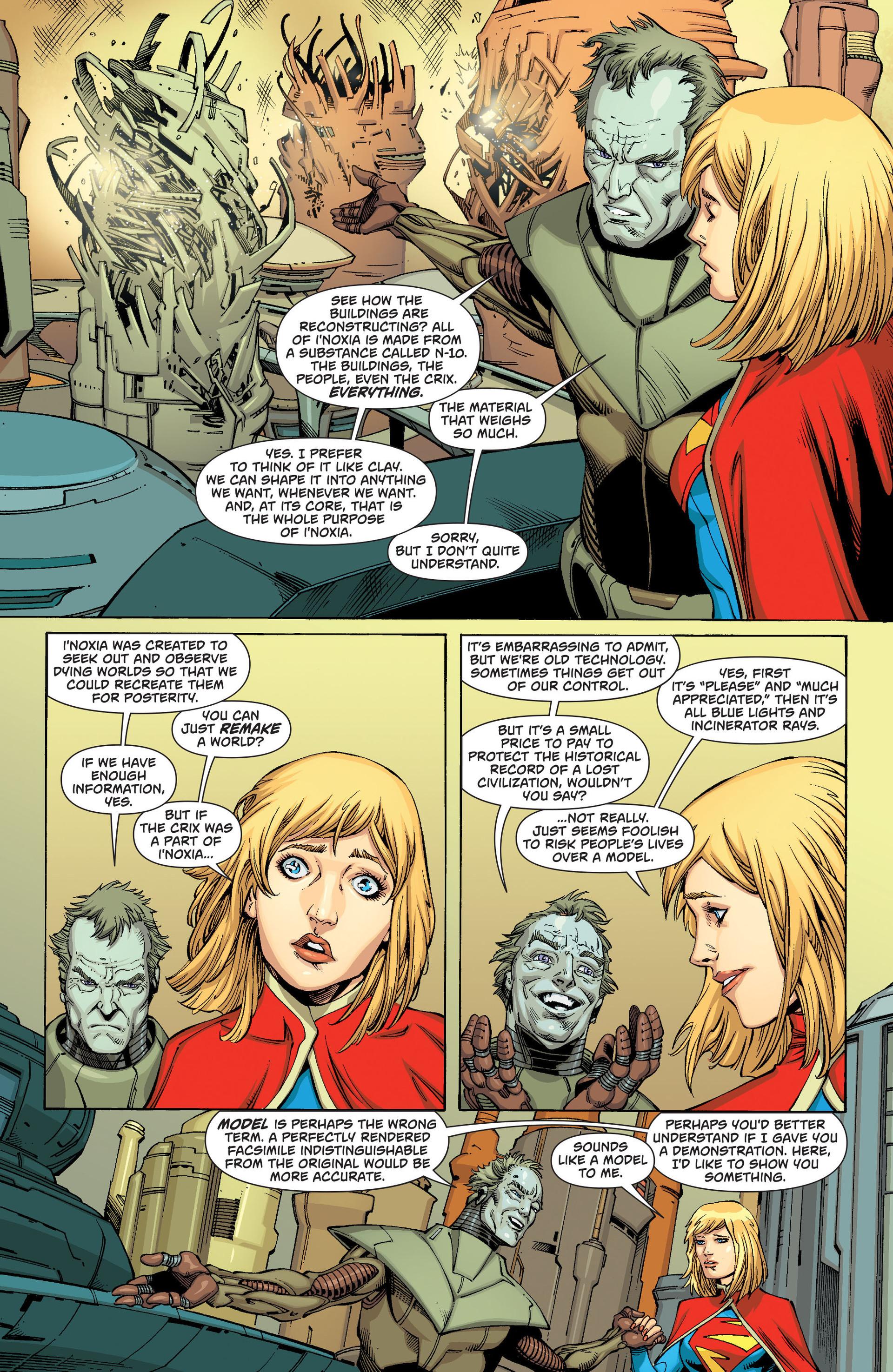 Supergirl (2011) Issue #21 #23 - English 15