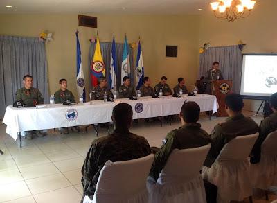 Honcolgua II FUerza Aerea Colombiana