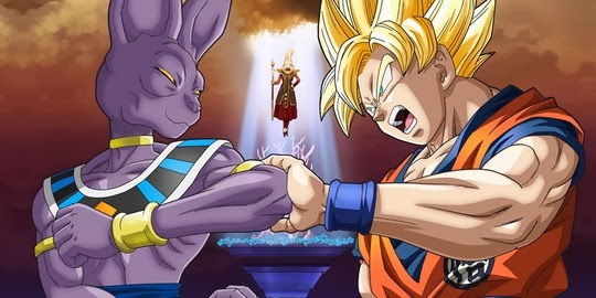 Dragon Ball Z : Battle of Gods, Actu Ciné, Cinéma, Toei Animation, Fuji TV,