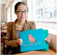 Lulu the Hong Kong Cat author illustrator