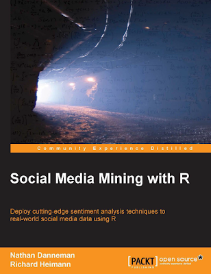 Social Media Mining with R (Book Review)