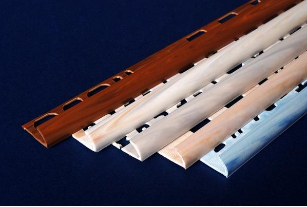 Importadora petra perfiles pl sticos para cer mica - Perfiles de plastico ...