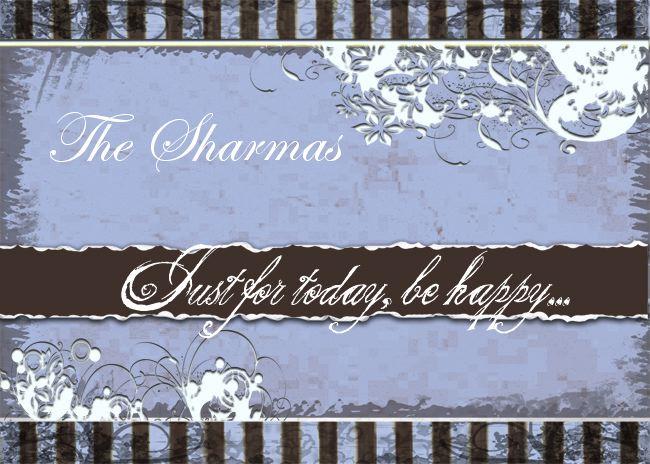 The Sharmas