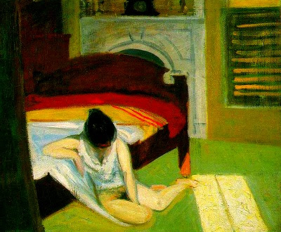 Interior d'estiu (Edward Hopper)