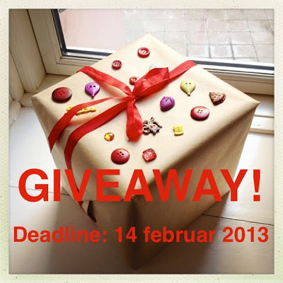 Leas lille verden. Giveaway