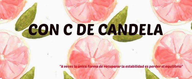 CON C DE CANDELA