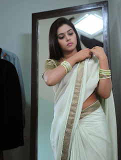 Poorna in Saree Spicy Pics