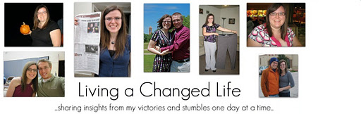 Living a Changed Life