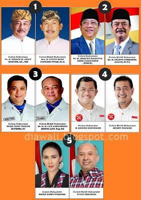 Hasil Pemilu Gubernur Jawa Barat 2013