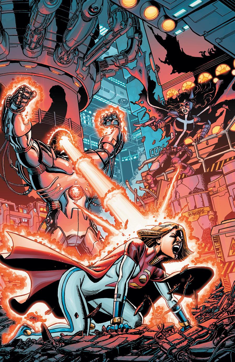 Best Shots Comic Reviews: MULTIVERSITY: THE JUST, AMAZING