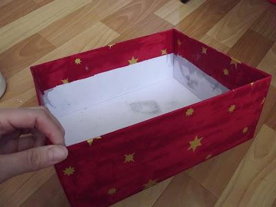 Крышка для коробки  из бумаги 100