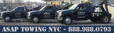 towing service Queens NY tow truck