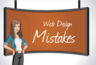 6 Mistakes to Avoid While Designing a Website