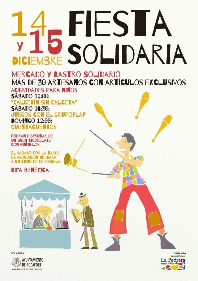 Mercado y Rastro solidario