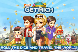 Download Line Lets Get Rich V 1.2.0 Mod .APK