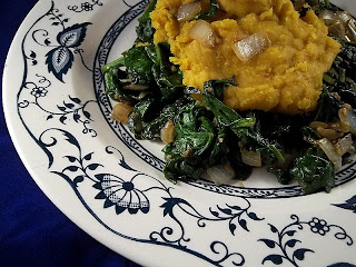 Palak Dal (Indian Spinach and Lentils)