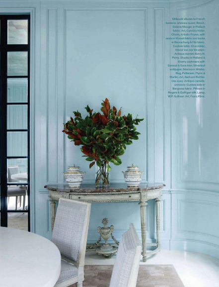 Ruth Burts Interiors I Need A Great Blue Paint Color