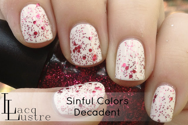 Sinful Colors Decadent swatch