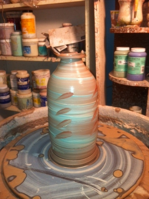 Recent vase