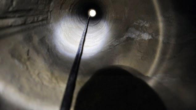 Inilah Terowong HAMAS Yang Membuat Yahudi Zionis Ketakutan