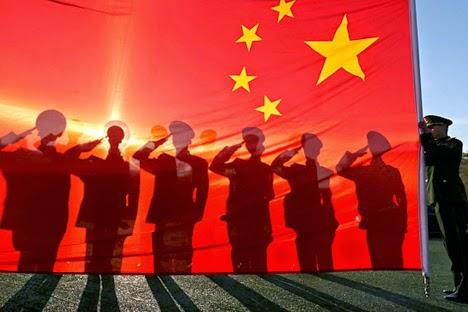 Tiongkok Tingkatkan Anggaran Militer, Benarkah Ada 'Kompetisi Senjata' di Asia?