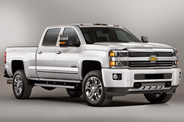 2016 Chevrolet Silverado Review