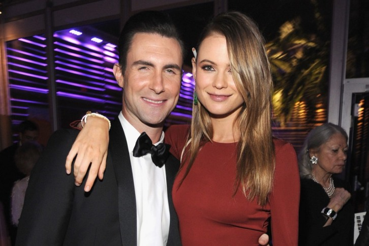 Adam Levine and Behati Prinsloo are married