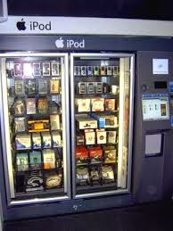 where can i put my vending machine