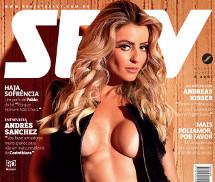 Alice Ramos Revista Sexy
