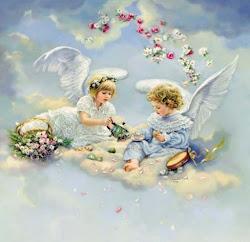 anjos bebes