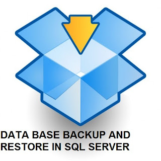 How to Make Back and Restore Data base