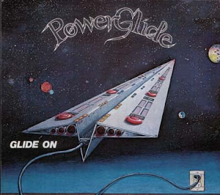 Powerglide - Glide On (1982)