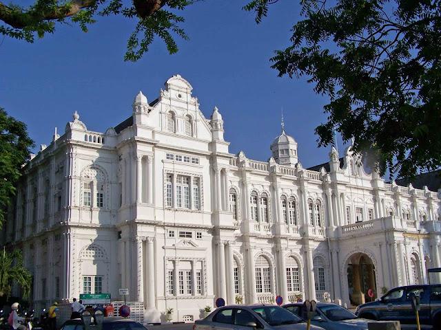 Du lịch malaysia-Tòa nhà Peranakan mansion (Babas and Nyonyas)