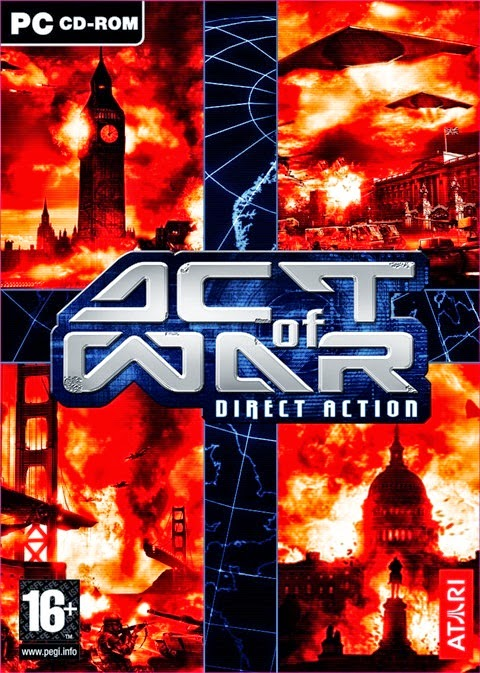 Act Of War Direct Game