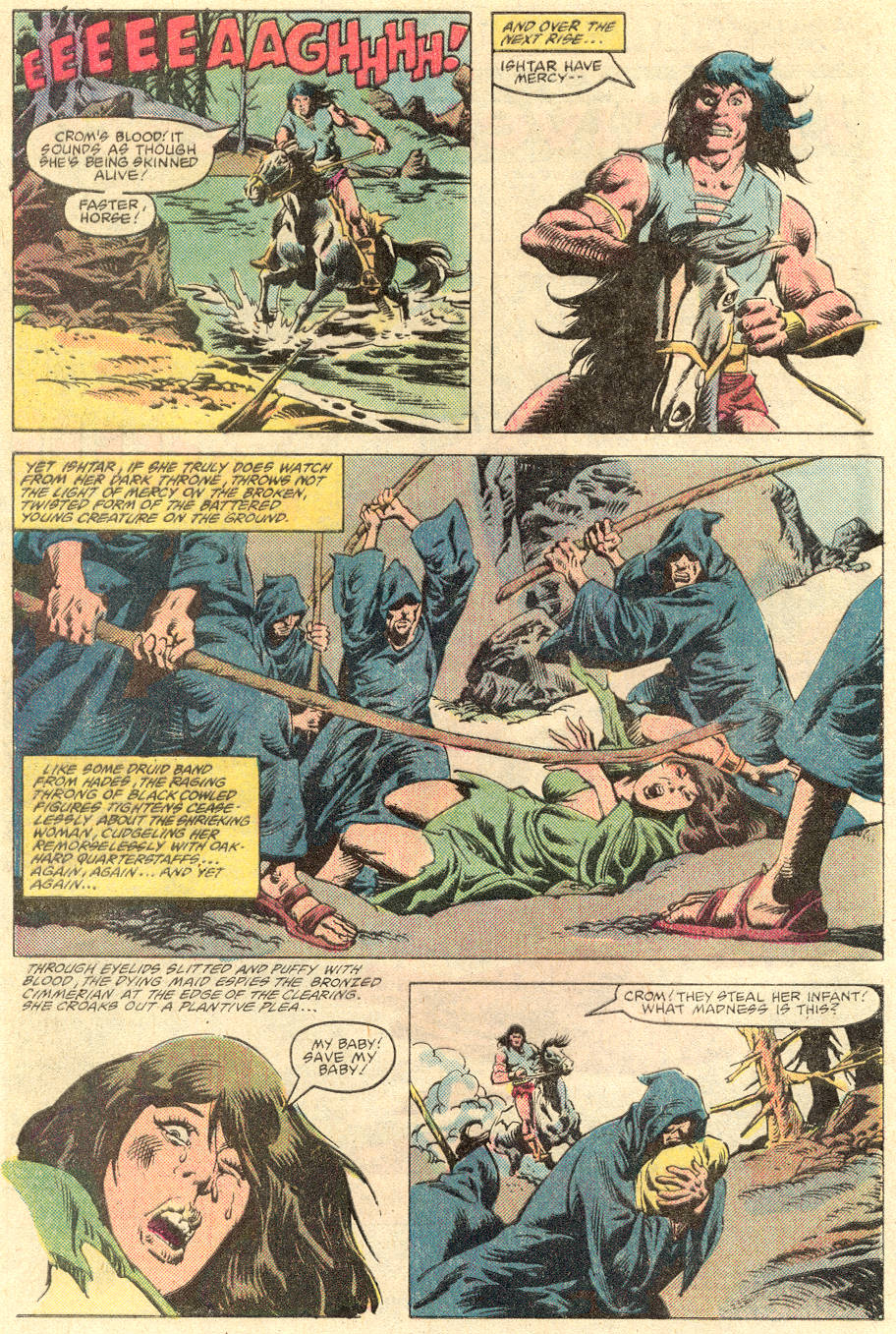 Conan the Barbarian (1970) Issue #136 #148 - English 3