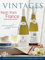 LCBO Wine Picks - August 8, 2013 Vintages Magazine
